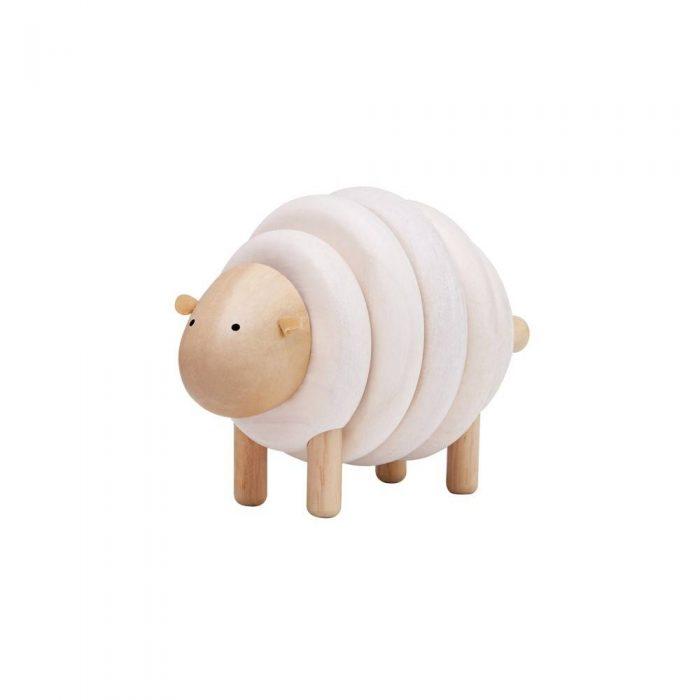 Mouton en bois Plan Toys